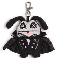 KISS Gund Ugly Dolls, backpack clip - Ox Demon