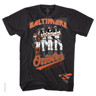 KISS T-Shirt - Baltimore Orioles MLB Baseball