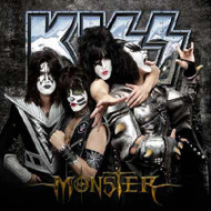 KISS LP Record - Monster 180g vinyl