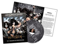 KISS CD - Monster Deluxe edition (opened)