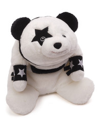KISS Gund Snuffles Stuffed Teddy - Starchild