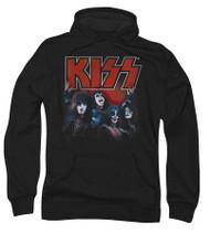 KISS Sweat Shirt - KISS Kings '76