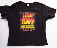 KISS T-Shirt - Women's Lane Bryant The Big KISS (new) women's size M