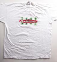 KISS T-Shirt - Puerto Rico Budweiser promoter shirt (new) size XL