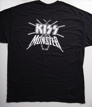 KISS T-Shirt - Monster Roadie Local Crew (new) size XL
