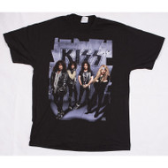 KISS T-Shirt - Revenge Steel (new) size L.