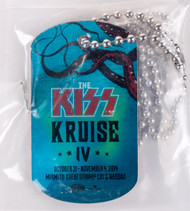 KISS Dog Tag - KISS Kruise IV