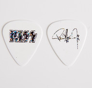 KISS Guitar Pick - Confetti Prism Benefit Show, Paul