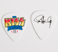 KISS Guitar Pick - KISS Kruise III, Paul