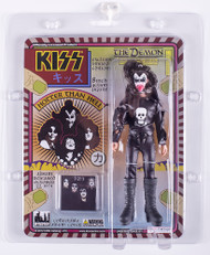 KISS Figure - Hotter Than Hell Gene Simmons, Bloody Variant