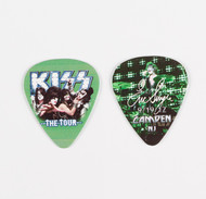KISS Guitar Pick - Camden The Tour, Eric 2012