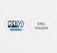 KISS Guitar Pick - The Tour, Eric Printed