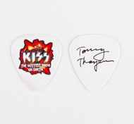 KISS Guitar Pick - Hottest Show on Earth, Tommy