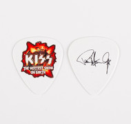 KISS Guitar Pick - Hottest Show on Earth, Paul
