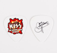 KISS Guitar Pick - Hottest Show on Earth, Gene