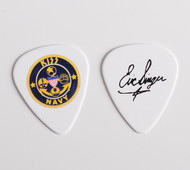 KISS Guitar Pick - KISS Navy Emblem, Eric