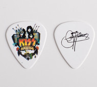 KISS Guitar Pick - KISS Kruise II, Gene