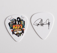 KISS Guitar Pick - KISS Kruise II, Paul