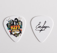 KISS Guitar Pick - KISS Kruise II, Eric