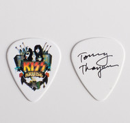KISS Guitar Pick - KISS Kruise II, Tommy