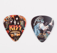 KISS Guitar Pick - KISS Kruise II, Eric Singer photo
