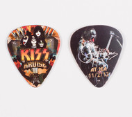 KISS Guitar Pick - KISS Kruise II, Gene photo