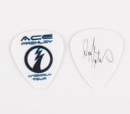 Guitar Pick - Ace Frehley Anomaly Tour, (Derrek Hawkins)