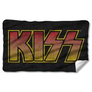 KISS Blanket - KISS Logo, FLEECE