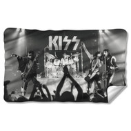KISS Blanket - KISS Alive!, FLEECE