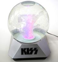 KISS Motorized Glitter Globe Lamp, (no box, used)