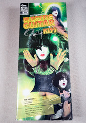 KISS Guitar - Paul Stanley Washburn Lyon, signed by Paul Stanley
