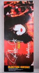 KISS Guitar - Paul Stanley Washburn PS80
