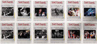 KISS Trading Cards - 360 Snapshots, set of 12