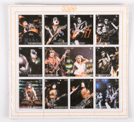 KISS Stamps - Tatarstan Russia, set of 12