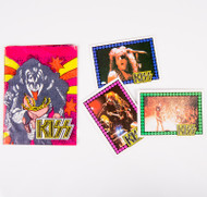 KISS Trading Cards - Monty, packs of 3