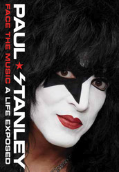 KISS Book - Paul Stanley, Face the Music, (hard cover)