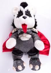 KISS Teddy Bear - Spencer Gifts DYNASTY, Gene Simmons