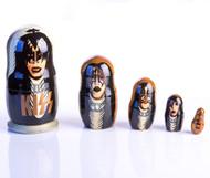 KISS Nesting Dolls - Russian set