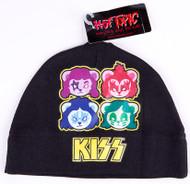 KISS Knit Cap - Beanie Cap TODDLER KID'S