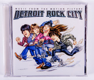 KISS CD - Detroit Rock City soundtrack, (sealed)
