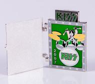KISS Hard Rock Cafe Pin - Door Series, Peter Criss Athens