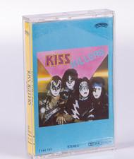 KISS Cassette Tape - KISS Killers, German