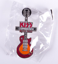 KISS Coffeehouse Pin - Ace Frehley Les Paul Guitar