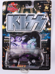 KISS Racing Champions Car - Paul Stanley, issue #27