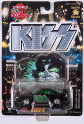 KISS Racing Champions Car - Peter Criss, issue #29