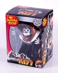 KISS Figure - Mr Potato Head, Gene Simmons