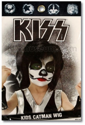 KISS Costume Wig - Peter CHILD
