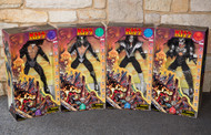 KISS Figures - Spencer Gifts 24 inch, Destroyer set of 4 with boxes