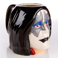 KISS Ceramic Head Mug - Ace Frehley