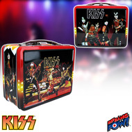 KISS Lunchbox - Classic 1977 reproduction
